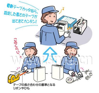 ELM电动胶带切割机MS-1100